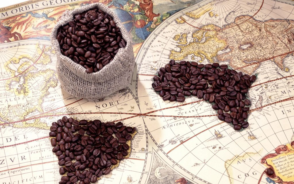 سفر قهوه دورِ دنیا