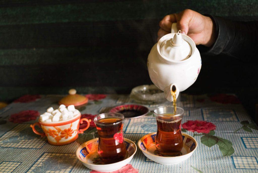 چای در ایران