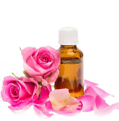 عصاره گل سرخ برای درمان  تحریکات پوست سر و درخشندگی مو