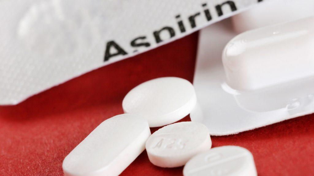 آسپرین برای پاکسازی پوست