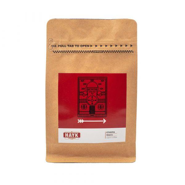 قهوه سینگل اوریجین هایک اتیوپی سیدامو