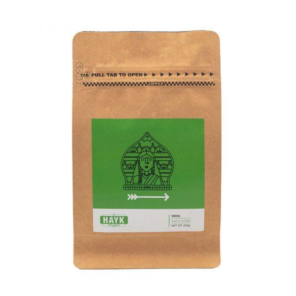 قهوه سینگل کانتری هایک هند