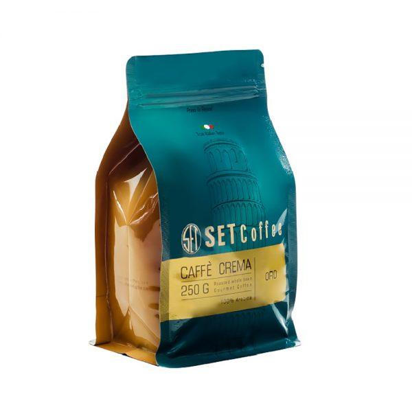 قهوه Caffè crema – ORO (گلد – Arabica 100%)